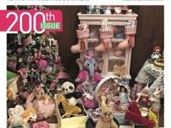 Featured in the 200th Issue of American Miniaturist