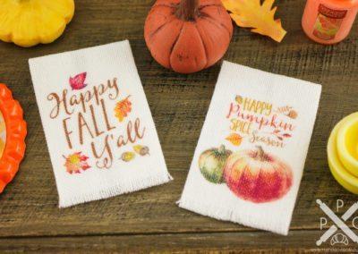 Autumn Tea Towels – Set of 2