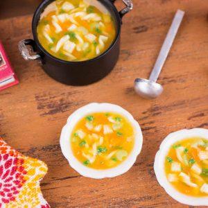 Chicken Noodle Soup Bowls