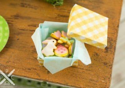 Box of Assorted Easter Cookies – One Dozen