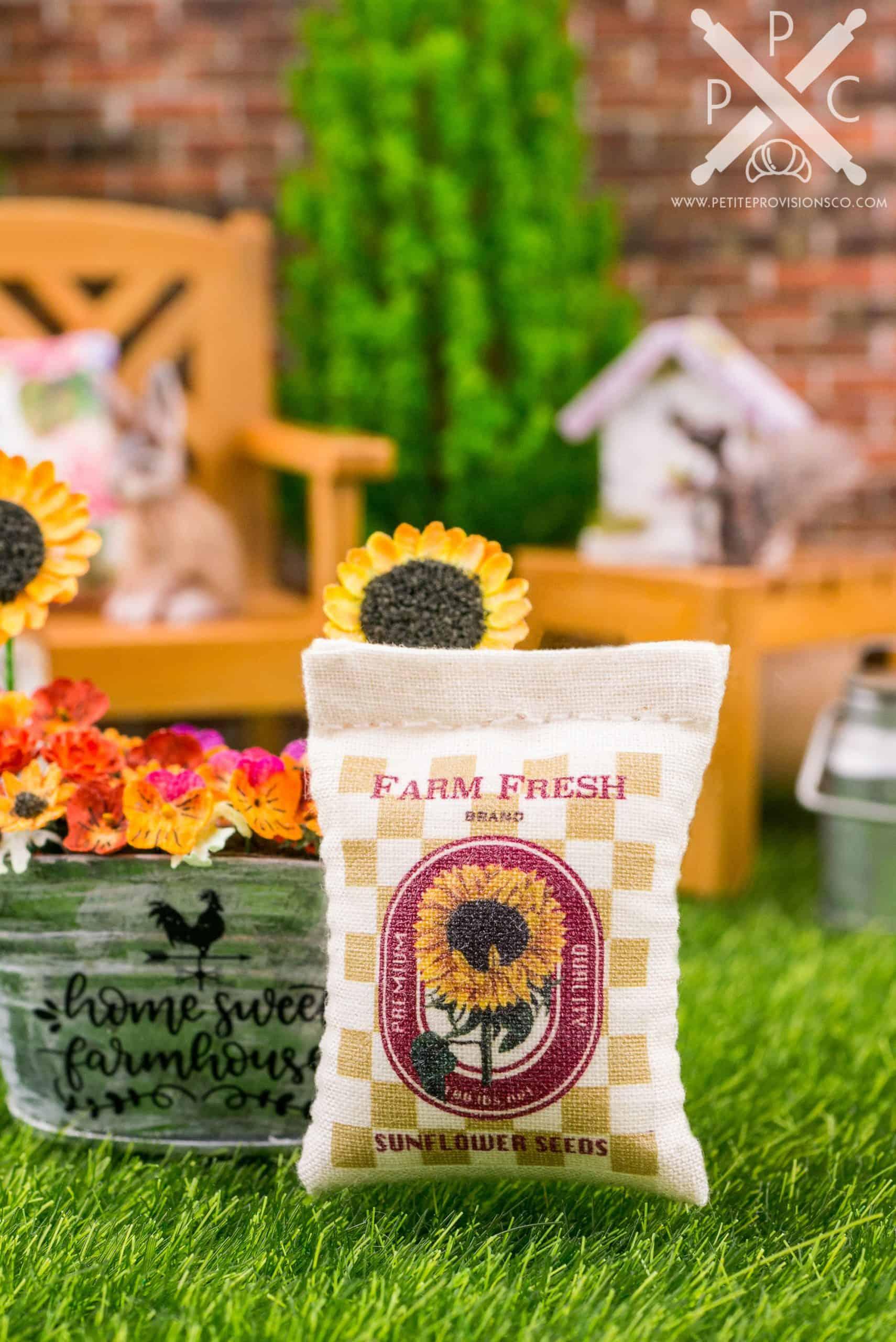 Farm Fresh Sunflower Seeds Bag