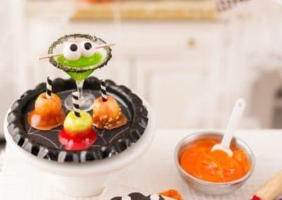 Spooky Halloween Martini