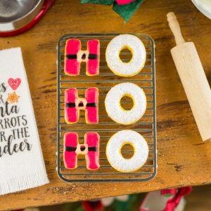 Ho Ho Ho Cookies – Half Dozen