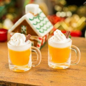 Hot Buttered Rum for Two