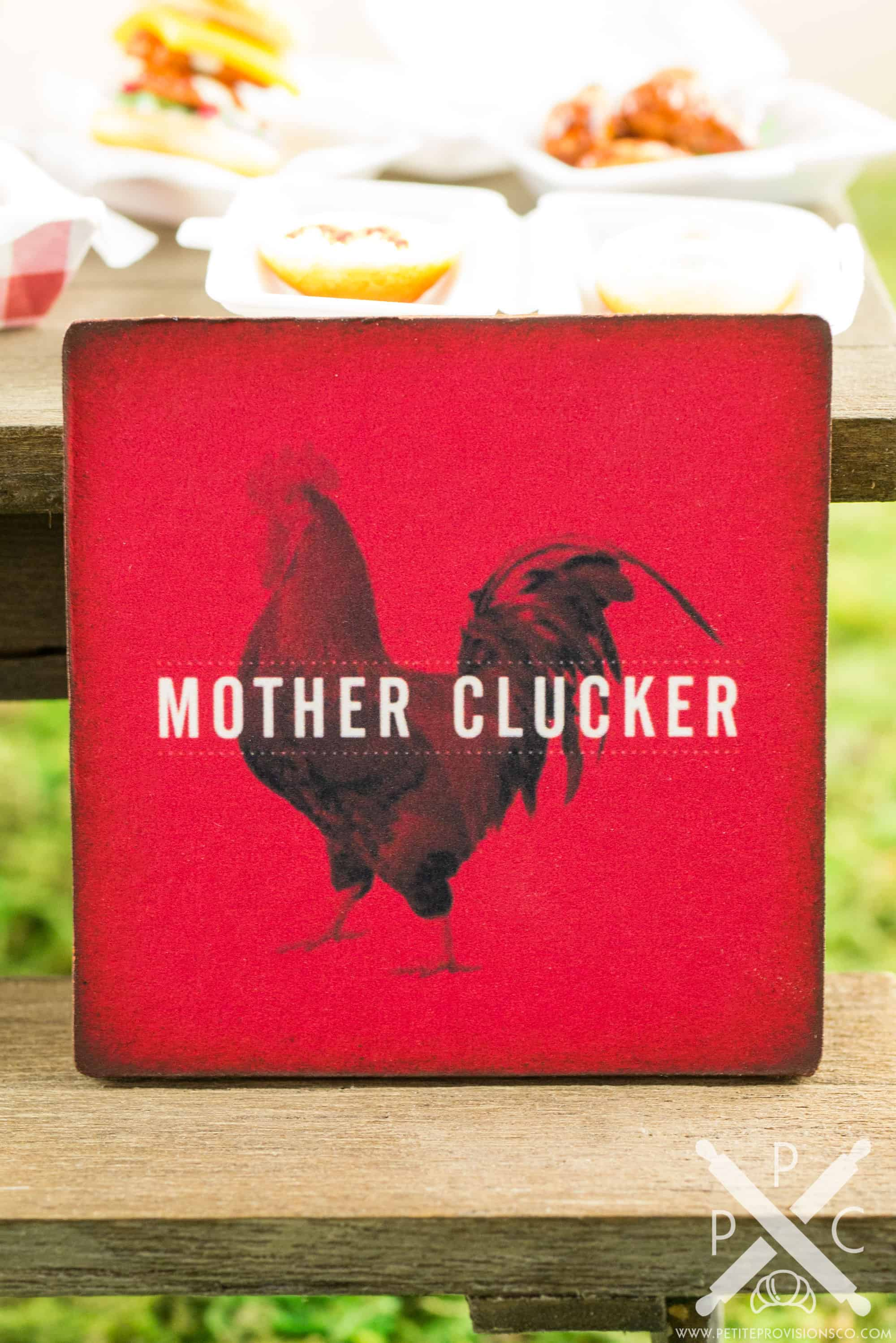 Mini Chicken, Mother Clucker!