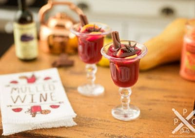 Mulled Wine – Set of 2