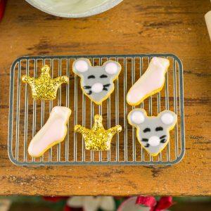 Nutcracker Suite Cookies – Set #2 – Half Dozen