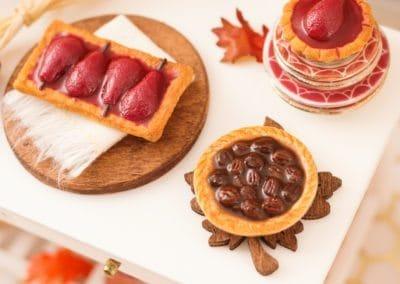 Petite Pecan Pie