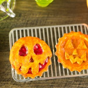 Halloween Poison Apple Pie