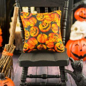 Pumpkins Halloween Pillow