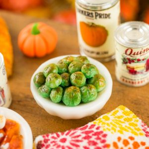 Thanksgiving Roasted Brussels Sprouts