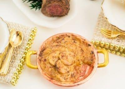 Scalloped Potatoes Casserole