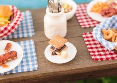 Summer S'more and Toasted Marshmallow