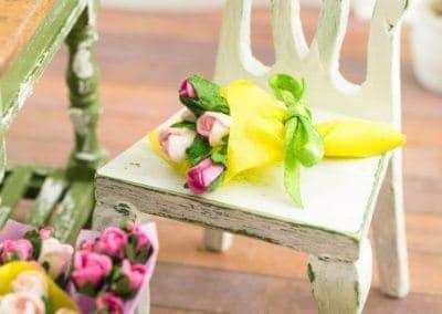 Spring Mini Rose Bouquet
