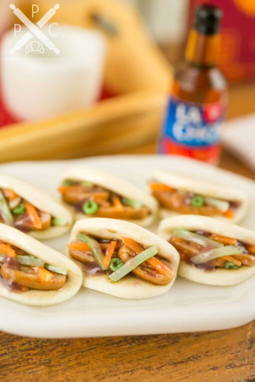 Dollhouse Miniature Steamed Bao Buns