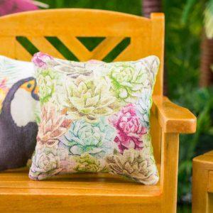 Succulents Pillow