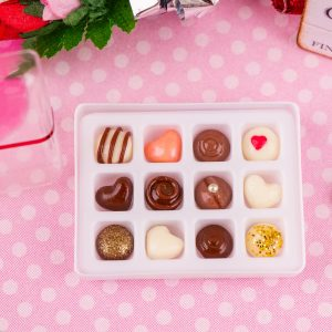 Sweet Heart Valentine Fine Chocolates