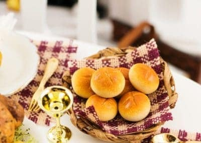 Thanksgiving Dinner Rolls