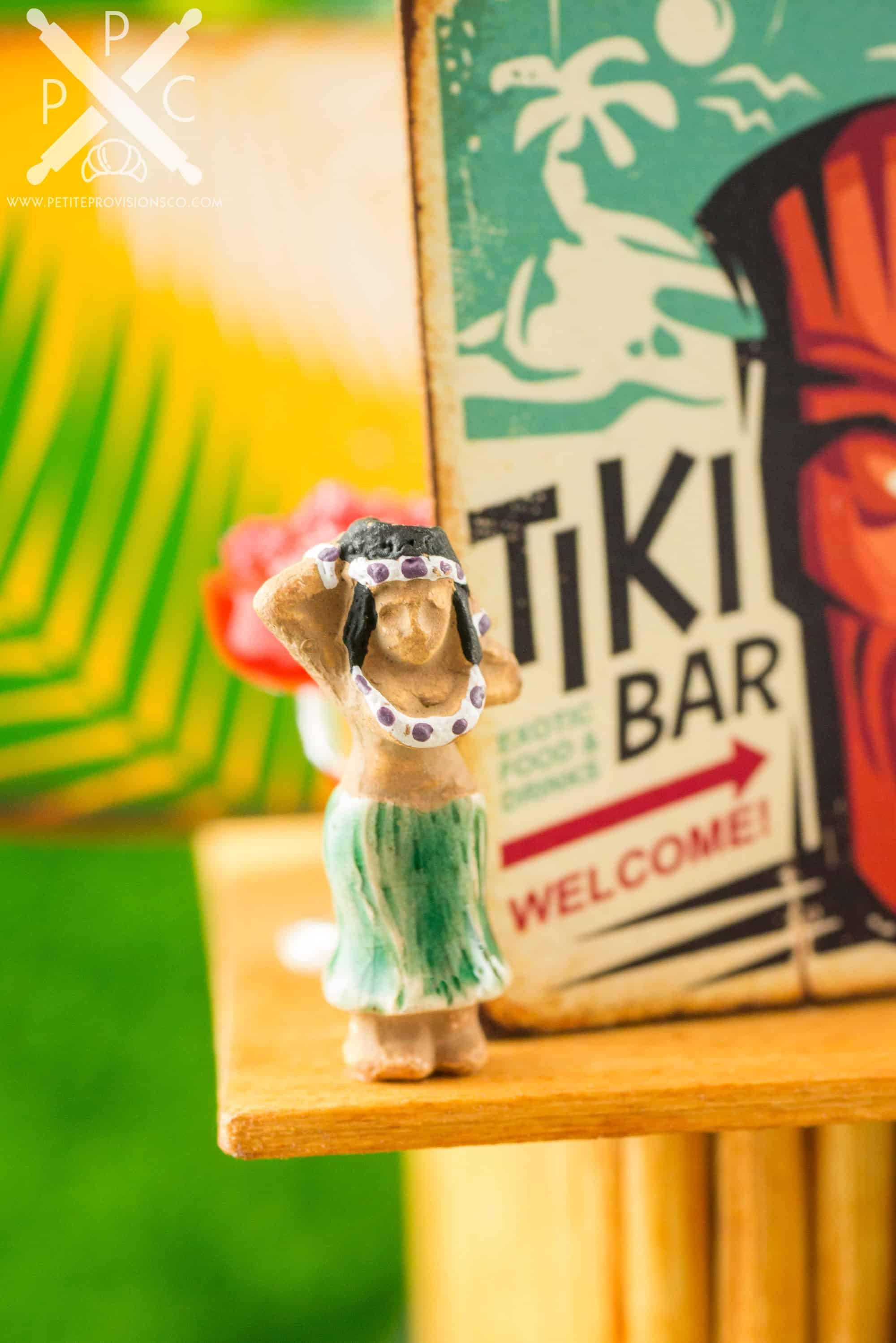A Tropical Oasis and Tiki Bar