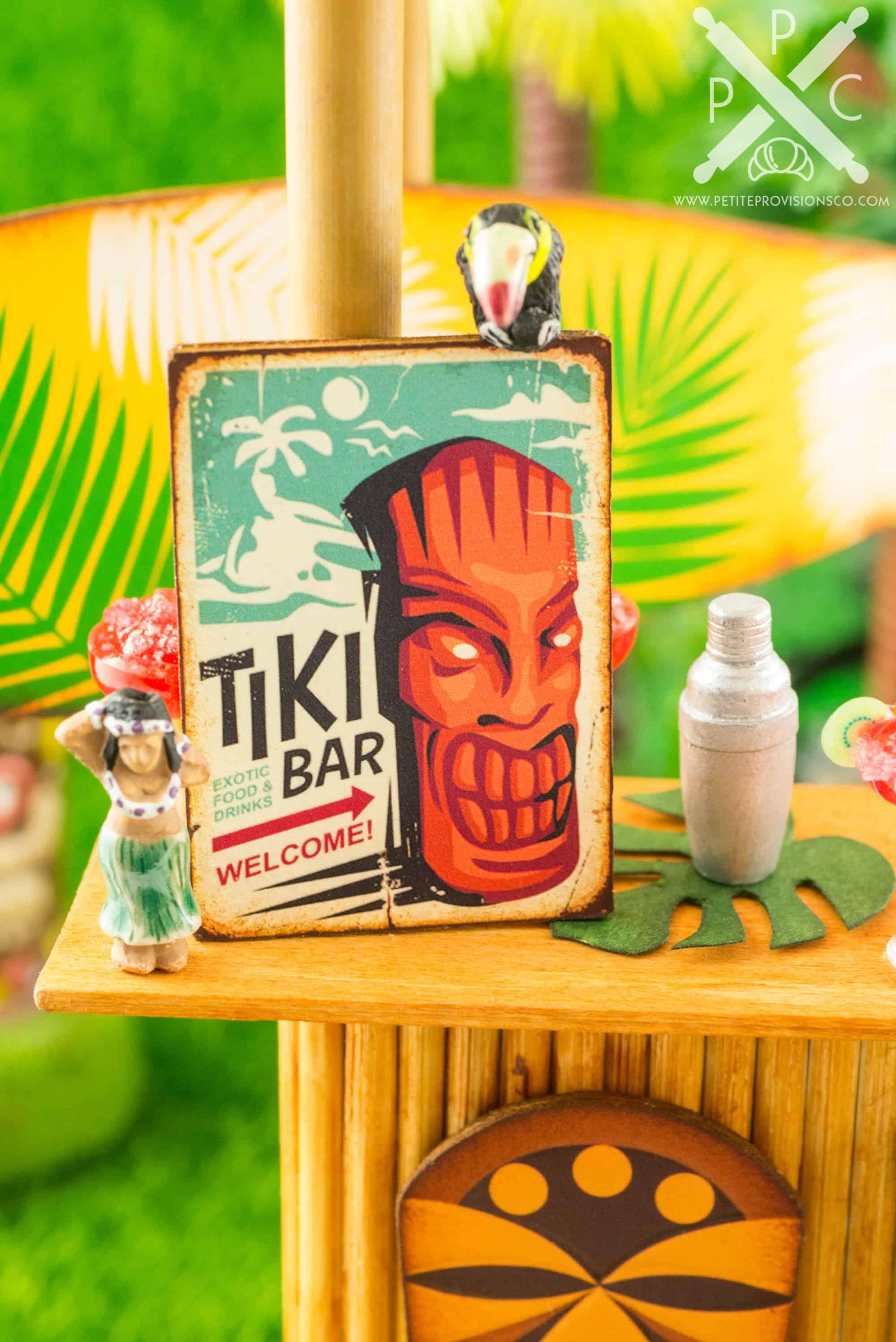 A Tropical Oasis and Tiki Bar