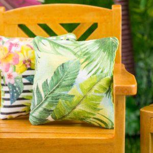Tropical Palms Pillow