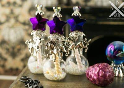 Spellbinding Unicorn Horn Potion Bottle