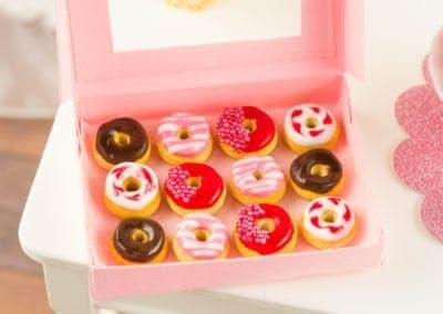 Valentine's Day Box of Doughnuts – One Dozen