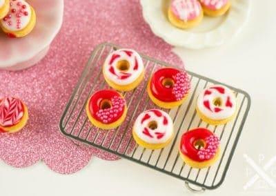 Valentine's Day Doughnuts – Half Dozen