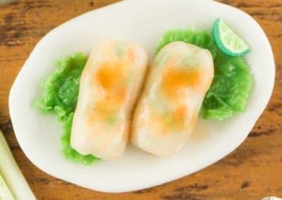 Vietnamese Fresh Summer Rolls